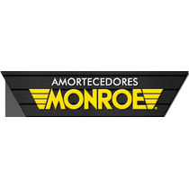 Par Amortecedor Traseiro Original Monroe + Kits Focus 09/