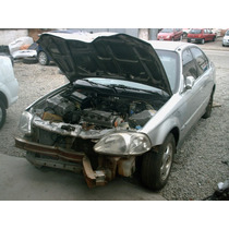 Amortecedor Dianteiro Direito Honda Civic Lx 99