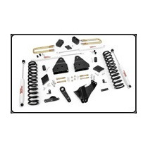 Kit Suspensão 4 E 6 Ford F250 Super Duty 4wd 2011/2012