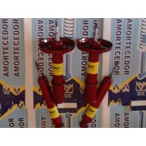 2 Amortecedores Rebaixado Esportivo Preparado Peugeot 206