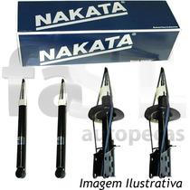 4 Amortecedores Hidráulicos Nakata Gol Parati Geração 2 3 4
