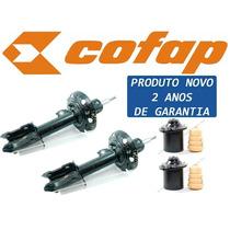 2 Amortecedor Dianteiro Corsa Novo E Meriva-acdelco + Kit