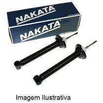 Par Amortecedor Traseiro Gol Parati G2 95 A 2001 Nakata Novo