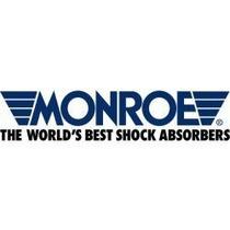 Kit 4 Amortecedor Monroe (diant+tras)+ Mola +kit Sandero /14