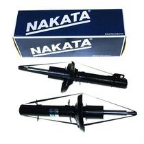Kit 4 Amortecedor Nakata (diant+tras) Fox / Polo 2003/ Todos