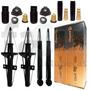 4 Amortecedores Cofap + Kits Suspensão Ecosport 4x2 03/13