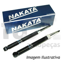 Amortecedor Traseiro Nakata Fiat Marea Palio Hg31038 (par)