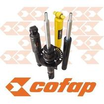 Kit 4 Amortecedor Cofap + Batente + Mola Gol Quadrado