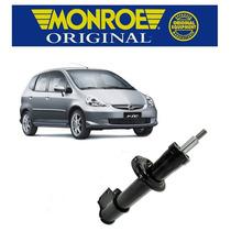 Amortecedor Dianteiro Honda Fit 2003 Á 2008 Original Monroe