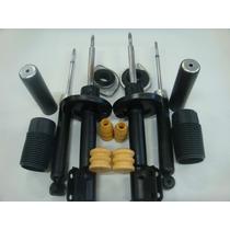 4 Amortecedor Corsa Pressurizado Á Gás + Kit Suspensão Celta