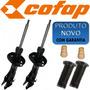 2 Amortecedor Dianteiro New Civic 06/12 +kits - Novo Cofap