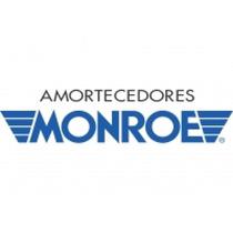 Par Amortecedor Dianteiro Monroe + Kit Batente Fiat 500 07/