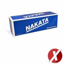 Amortecedor Dianteiro Par Nakata Hg31100 Ford Fiesta / Sedan