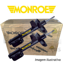 Amortecedor Dianteiro Monroe Peugeot 207 Sp385/386 (par)