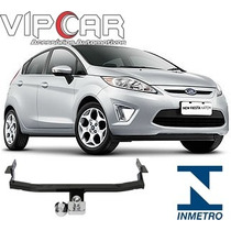 Engate Reboque Rabicho New Fiesta Hatch 2011 2012 2013