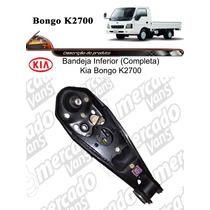 Bandeja Inferior Direito Kia Bongo K2700 1998 Até 2004