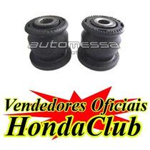 Buchas Do Braço Inferior Traseiro Honda Civic 2001 À 2005