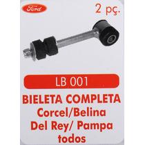 Bieleta Completa Corcel Belina Del Rey Pampa Todos 2 Peças