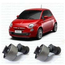 Kit Buchas Balanças Bandejas Fiat 500 Cinquecento 1ª Linha
