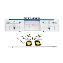 Alinhador De Direção Laser Dianteiro - Mr-laser Frete Grátis