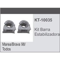 Kit Estabilizador Fiat Marea/brava Todos - Kit C/2 Buchas Es