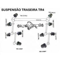 Kit 10 Buchas Braços Traseiros Tr4 / Io 02 Lados - Novo!