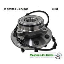 Cubo De Roda Dianteiro Dodge Ram 2500 4x4 C/abs 06/08 (8 Fur