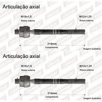 Par Axial Articulador Original Viemar Honda Fit 03/08