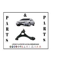 Bandeja Dianteira Com Pivo Honda New Civic 2013