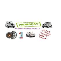 Kit Embreagem Pajero Tr4 2.0 16v Ate 2009 + Rolamento