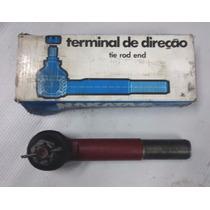 Terminal Direção L/dir Mercedes L608/708 72/ Rosca M24x1,5