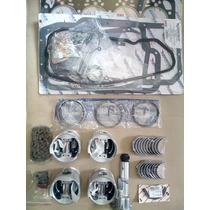 Kit Motor Completo Peugeot 504 2.3 8v Diesel