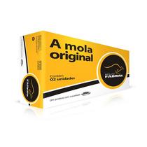 Jogo Molas Escort Zetec 97/.. Original Fabrini C/ As 4 Molas