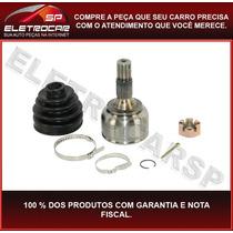 Homocinética Lado Roda Peugeot 206 1.6 - 307 1.6 16v 2002 Em