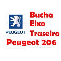 Bucha Do Eixo Traseiro Peugeot 206