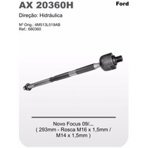 Barra Braço Term. Articulação Axial Novo Ford Focus 2009 /..