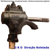Caixa De Direção Roletada Fusca, Brasilia, Variant