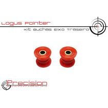 Logus - Pointer - Kit Buchas Eixo Traseiro Em Poliuretano