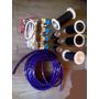 Kit Ar Super Rápida 4 Válvulas De 1/2 Polegada + Compressor