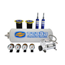 Kit Ar 8mm 8 Valvulas Com Compressor 480 Peugeot 206/207
