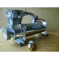Compressor Carro + Pressostato 200psi ,suspenção Ar .tebão