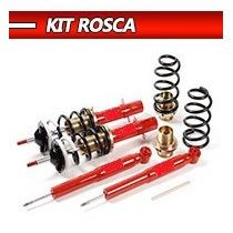 Suspensao Rosca Tipo Fiat - Kit Rosca Completo