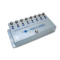 Misturador Para Antena Coletiva Vhf 8 Canais Pqmi 8000 Proe