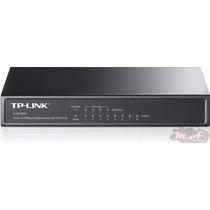 Switch Hub 8 Portas 10/100 4 Portas Poe Tp-link Tl-sf1008p