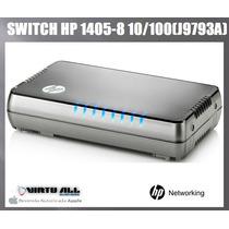 Switch Hp 1405-8 10/100 - J9793a