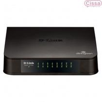 Switch D-link Des-1016a 16 Portas 10/100mbps Frete Grátis