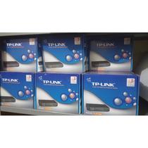 Hub Switch Tp-link Tl-sf1008d 8 Portas 10/100mbps Novo!