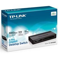 Tp Link Tl-sg1008d Switch Com 8-lan Gigabit Desktop