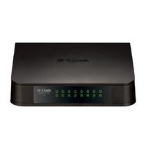 Switch D-link Des-1016a 16portas Fast-ethernet Mania Virtual