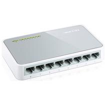 Hub Switch De 8 Portas 10/100mbps Tl-sf1008d #sp Retira